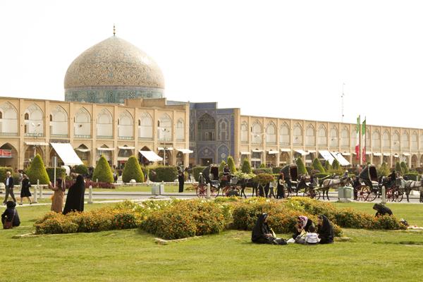 38-Esfahan-Praca
