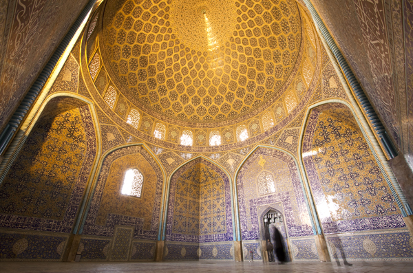 Mesquita Sheikh Lotfollah, a Esfahan