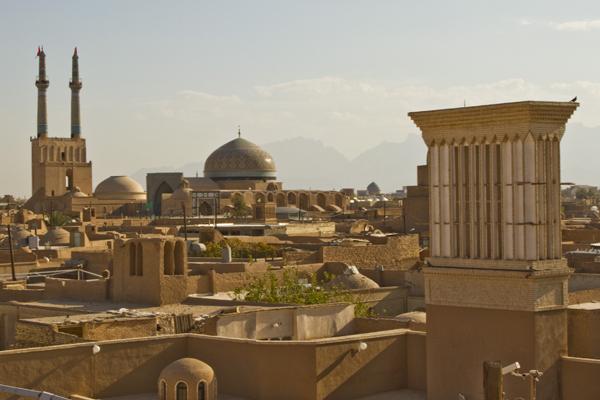 8-Yazd-Badgirs